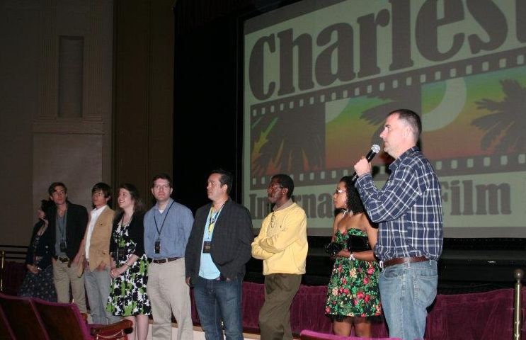 Indie Grant filmmakers at CIFF