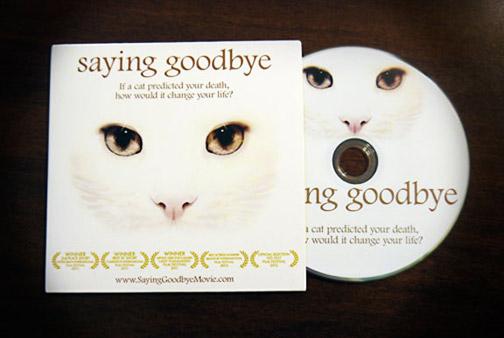 Saying Goodbye DVD