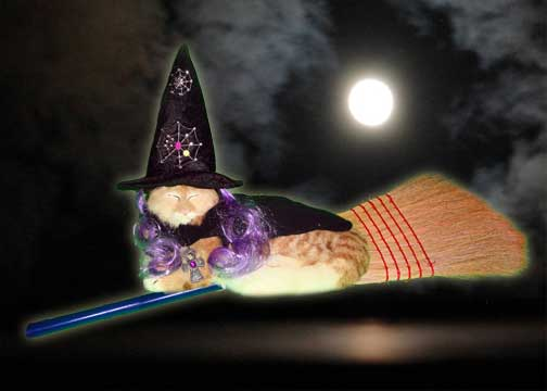 Witch Stuffy